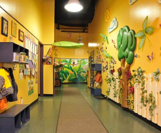 Daycare, Childcare, Jungle, GTA, Oakville