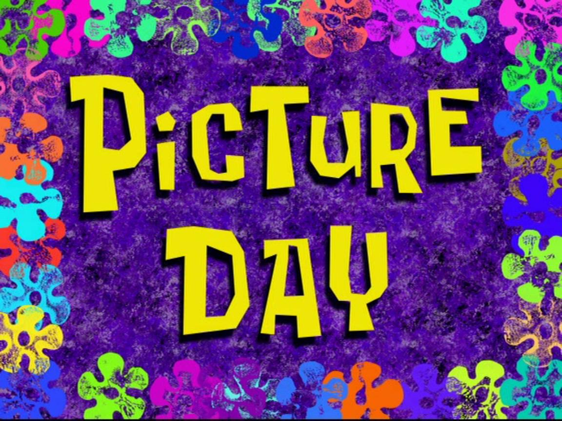 Kinder Buddies Picture Day is here