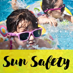 Sun Safety, Kids, Summer