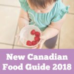 food guide, 2018, canadian